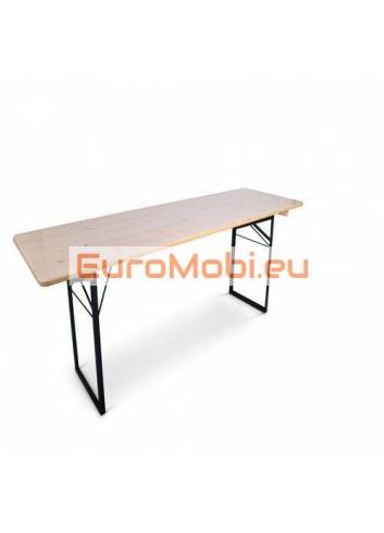 beer table 220 x 80 cm
