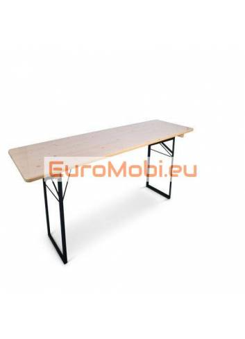 table 220 x 60 cm
