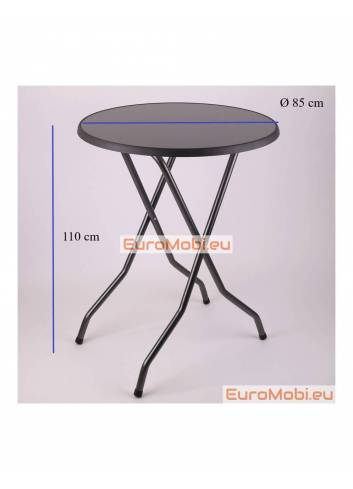 size of table