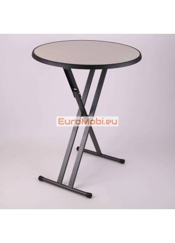 Standing table Mavic Granite Ø85cm