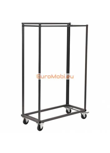 Transport trolley for Cluny folding chairs empty