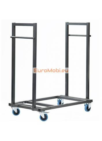 Transport trolley folding tables Tampa empty