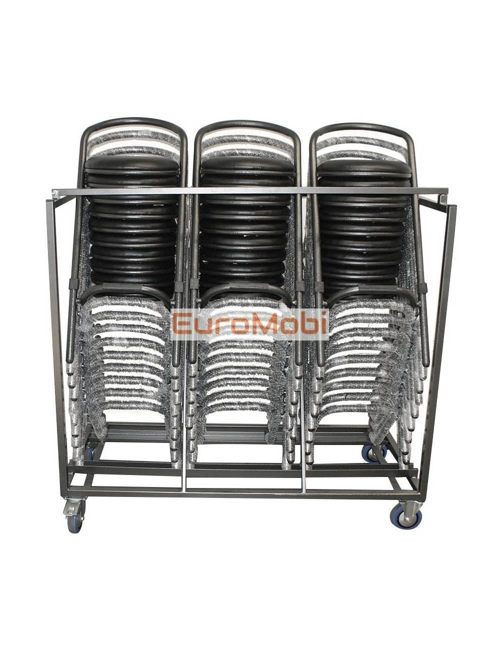 Transport trolley bar stools Tabsu full