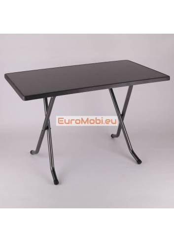 Toledo Pizarra terrace table 115 x 70 cm