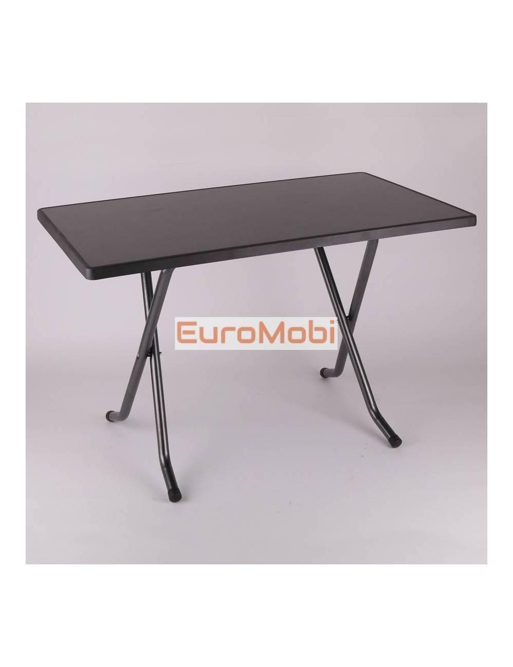 Table de terrasse Toledo Pizarra 115 x 70 cm