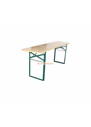 Strasbourg table 220 x 50cm
